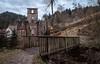 Klosterruine Allerheiligen (Jana`s pics) Tags: ruine alt verfallen schwarzwald blackforest bridge brücke hölzern wooden allerheiligen eos6dmarkii samyang14mm