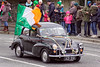 Morris Minor (@JohnA390) Tags: parade stpatricksday tricolour car automobile classic morrisminor leixlip kildare ireland