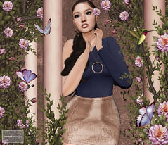 Iris (Karin Genna) Tags: catwa aviglam theskinnery evary pout studioexposure avenge mowie skinfair collabor88 applique limit8 treschic