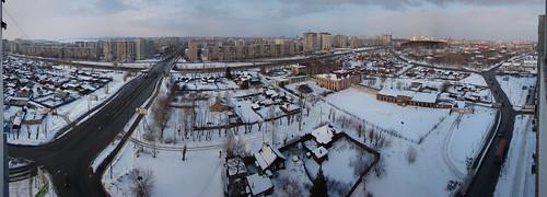 Вид на Московский тракт и ВИЗ ©  ayampolsky