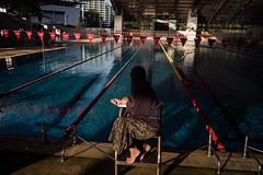 * (Sakulchai Sikitikul) Tags: ngc street streetphotography snap songkhla sony a7s voigtlander 28mm thailand hatyai swimmingpool muslim islamic