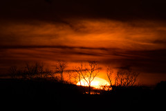 A Fiery Sunset (matthewken4722) Tags: 600mm sunsetsunrise burning landscape fire telephotolandscapes red