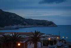 Abendstimmung (steinmann1969) Tags: mallorca blaue stunde aberndstimmung abend meer mittelmeer spanien baleares cala ratjada ufer bucht blick urlaub wasser blau