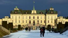 Drottningholms slott (tonyguest) Tags: drottningholm slott lovön lovö stockholm tonyguest snow faces sverige sweden drottningholmsslott