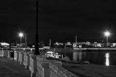 jlvill  093  Rio Guadalete  (Nocturna) (jlvill) Tags: noche nocturna rio blanco negro bw monocolor bn 1001nights 1001nightsmagiccity