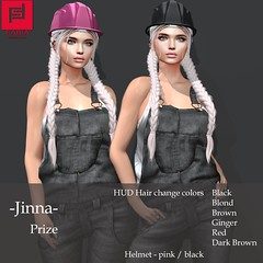 -FABIA- Gacha   <Jinna> Prize (FABIA.HAIR) Tags: gachaland hair rigged moda woman beauty look piktures fabia nice meef haed special second sl secondlife sweet event fashion hairstyle life lovely avatar spam style shopping new release best love everyday art