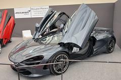 McLaren 720S (jfhweb) Tags: jeffweb sportauto sportcar racecar supercar gt voituredecourse historicalcar voituredecollection voituregrandtourisme voituredesport voiturehistorique vehiculehistorique avignonmotorfestival amf2018 avignon amf mclaren 720s