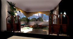Moroccan Styled Room (Rebellah D@Arcy) Tags: mistique circaliving bauwerk bazar dulcesecrets tia