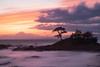 長秒露光の立石公園 (Mori.Kei) Tags: 富士山 長秒露光 立石公園 葉山 japan 日本 sunset 夕焼け 夕陽 夕日 松 sea 海 bulbexposure longtimeexposure