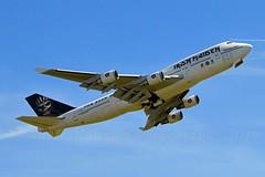 Air Atlanta Icelandic TF-AAK Boeing 747-428 cn/32868-1325 rg 11/23/15 Iron Maiden´s Book of Souls tour c/s @ Kaagbaan EHAM / AMS 09-06-2016 (Nabil Molinari Photography) Tags: air atlanta icelandic tfaak boeing 747428 cn328681325 rg 112315 iron maiden´s book souls tour cs kaagbaan eham ams 09062016