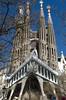 Majestueux Gaudi (Frïsettes) Tags: barcelone barcelona espagne spain catalogne catalunya gaudi sagradafamilia église church cathédrale antoniogaudi