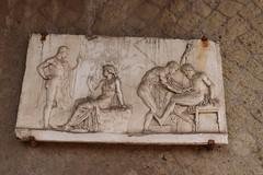 Excavations of Herculaneum 273 (Henk Bekker) Tags: campania excavations herculaneum italy naples