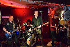 DSC_0118 (richardclarkephotos) Tags: tim bish joey luca © richard clarke photos derellas three horseshoes bradford avon wiltshire uk lone sharks guitar bass drums guitarist drummer bassist band bands live music punk