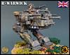 R_Warwick_01 (Cooper Works 70) Tags: lego ww2 wwii military stickers combat mech mecha