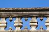 1352 Val de Loire en Août 2017 - Tours, le cloître de la Cathédrale (paspog) Tags: tours france valdeloire cathédrale cathedral kathedral 2017 balustrade pierre stone stein
