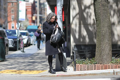 People on Lexington Avenue. (kevinrubin) Tags: streetphotography stockings street newyorkcity nyc newyork unitedstates us