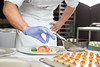 The chefs are preparing food (Photographer Christian Fagerland) Tags: chefs food foodporn salmon