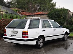 1992 Lancia Thema 2.5 Turbodiesel Station Wagon (Alessio3373) Tags: cars oldcars autoshite youngtimers stationwagon estatecars lancia thema lanciathema lanciathematurbodiesel lanciathemastationwagon