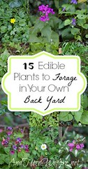 15 Edible Plants to (Fitness Intents) Tags: healthy fitness weight loss motivation motivate