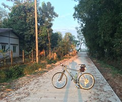 Myanmar, Yangon Region, Northern District, Htantabin Township, Kywe Ku Village Tract (Die Welt, wie ich sie vorfand) Tags: myanmar burma bicycle cycling moots rigormootis mountainbike yangonregion yangon rangoon northerndistrict htantabintownship htantabin kyweku