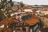 a postcard from Bilbao (no.sad.tomorrow) Tags: spain españa bilbao paisvasco basque north town oldtown view panoramicview spring primavera ciudad architecture edificios arboles flores flowers