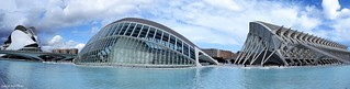 City of the Arts and Sciences - Valencia