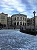 Stortinget -|- The Parliament of Norway (erlingsi) Tags: oslo stortinget parliament frost ice