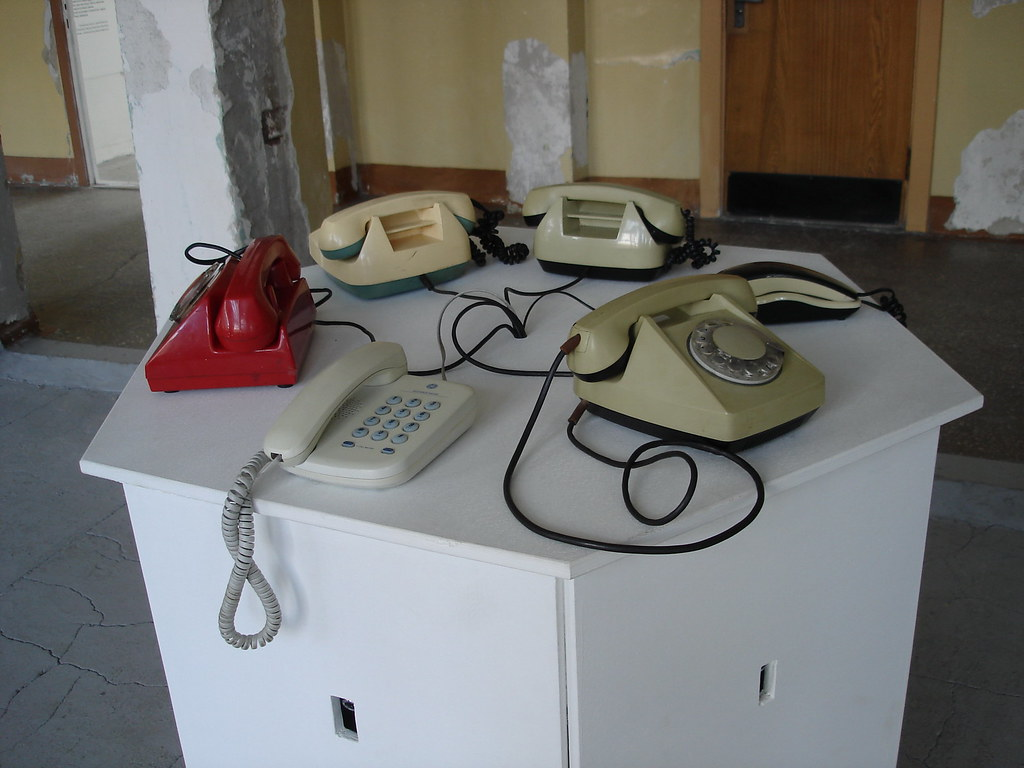 фото: Телефоны бывшего завода