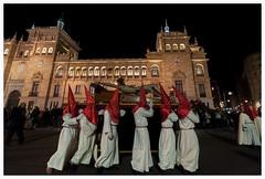 #SemanaSantaVLL #SietePalabrasVA (^ ^ Saha) Tags: semanasanta 2018 holyweek valladolid sietepalabras traslado cristodelostrabajos