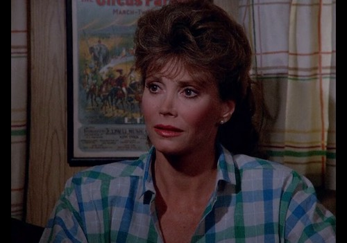 "Pamela Susan Shoop, Murder She Wrote, ""Death Stalks the Big Top,"" 1986"