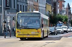 3827 23 (brossel 8260) Tags: belgique bus tec hainaut