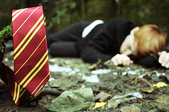 The Unfortunate Gryffindor (Ridgway Imagery) Tags: fineartphotography fineartphotographer fineartportrait fineart conceptualphotography conceptualphotographer conceptualart conceptual surrealphotography surrealphotographer surreal performanceart performancephotography performance constructednarrative constructed narrative woodland outdoor forest trees tale story harrypotter character gryffindor inspiration unfortunate malemodel malesubject male model selfportrait woods nature portraitphotography ridgwayimagery student degree photography photographer oldwork pastwork archive fairytale fantasy dark atmospheric creepy eerie murder foundationdiploma art design