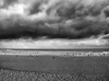 afternoon at the sea (Le Xuan-Cung) Tags: afternoonatthesea zandvoortatthesea holland beforestorm sw bw nb noir et blanc noiretblanc blackandwhite atmosphere cloudoverthesea
