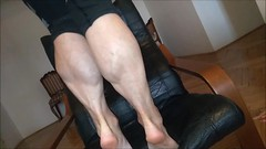 vlcsnap-2018-04-05-13h09m40s61 (ARDENT PHOTOGRAPHER) Tags: muscularcalves flexing muscularwoman sexylegs