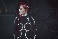 Time To Fly (riowyn.slife) Tags: ay cybernetics cyberpunk vasc scifi insilico