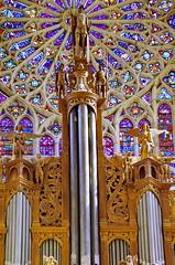 1279 Val de Loire en Août 2017 - Tours, la Cathédrale (paspog) Tags: tours orgue organ valdeloire france cathédrale cathedral kathedral 2017