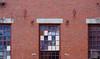 (jtr27) Tags: dscf8514xl jtr27 fuji fujifilm xt20 xtrans vivitar komine 55mm f28 manualfocus wall building red panes reflection maine newengland portland