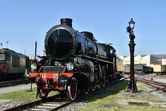 Gr746 038 MIKADO (luciano.deruvo) Tags: gr746038 pacific fs ferroviedellostato locomotivaavapore
