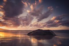 Sueño y deseo (Leticia Lorenzo S Photography) Tags: 2018 canaryisland grancanaria lascanteras atardecer beach canarias clouds ocean playa sand sea sky sunset
