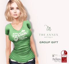 TA ST PATTY'S DAY GROUP GIFT (The Annex Store) Tags: holiday shirt tshirt irish stpatricksday gift present theannex