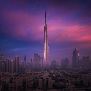 Burj Khalifa Launchpad