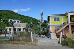 Hurricane damage to houses and cars (Andy Coe) Tags: cruise ship thomson marella discovery caribbean british virgin islands hurrcane 2017 devastation damage property cars houses homes