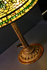 Tiffany lamp (Canadian Pacific) Tags: usa us unitedstates america american newyork city manhattan upperwestside museum historical society 170 centralparkwest tiffany glass lamp lampshade collection dregonneustadt vibrant colorful colourful 2018aimg7404 stained louis comfort