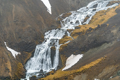 Mountain Waterfall (RobertLyndonDavis) Tags: arctic norther pool winter a7s2 water geysir nordic a7sii rocks iceland blue waterfall river north cold travel geothermal europe sony ice reykjavík capitalregion is