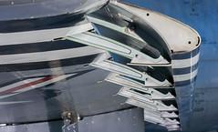Sabre-Tooth Slats (Vzlet) Tags: northamerican f86 f86a sabre 480260 nasm smithsonian udvarhazy dulles kiad iad