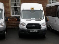 Ford Transit - ST64AUK - Scottish Borders Council (cessna152towser) Tags: fordtransit