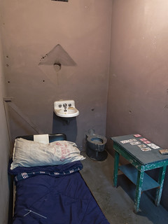 1954 5 House / Maximum Security Cell