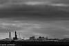 Dublin Port (Mark Carmody) Tags: imagesbymarkcarmody markcarmodyphotography markcarmody canon carmo carmopolice carmopolis carmody dublin mark markcarmodyphotographycom mc7d5631 7dmk11 dublinbay unesco bullisland northbullisland causeway dublinport landscape buildingscape buildings industrial chimneys chimney crane cranes