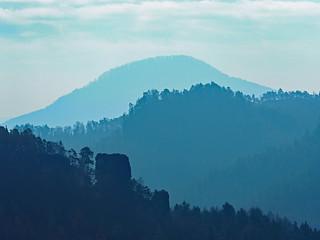Blick vom Großen Teichstein IV