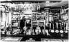 The Creek Inn (Heathcliffe2) Tags: creek inn peel isle man bar tavern pub house bottles alcohol server barlady